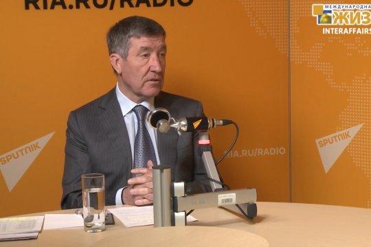 Юрий Шафраник – Председатель Совета Союза нефтегазопромышленников России, часть 1