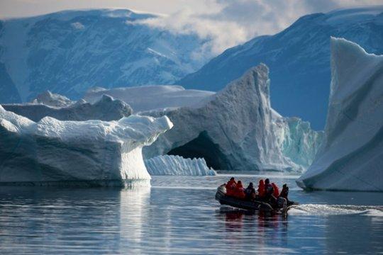 Деловая активность и возможности для развития бизнеса в Арктике
