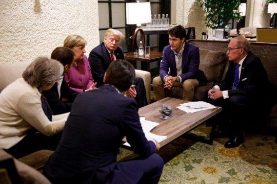 Итоги саммита «Большой семерки» в Ла Мальбе