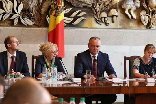 Интересы Молдавии в ЕАЭС