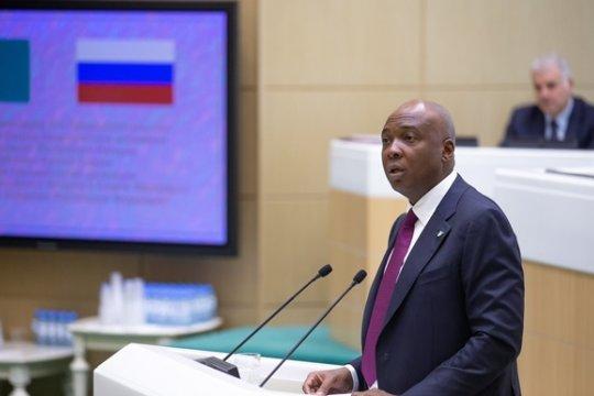 Нигерия и Россия имеют все условия для развития двустороннего сотрудничества