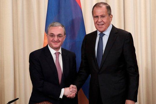 Новый глава МИД Армении подтвердил настрой на развитие союзнических отношений с Россией