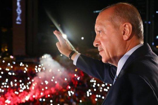 Эрдоган – президент (к итогам выборов в Турции)