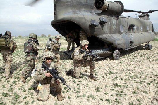 Афганистан и Ливия в «Большой игре»