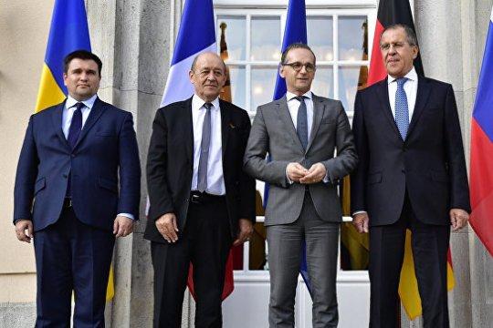 «Нормандская четверка»: переговоры и результаты