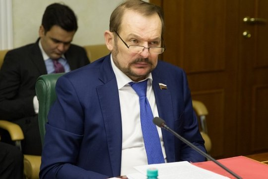 С. Белоусов: На заседании Комиссии по сотрудничеству между СФ и Сенатом Парламента Казахстана обсуждались вопросы, чрезвычайно актуальные для Алтайского края