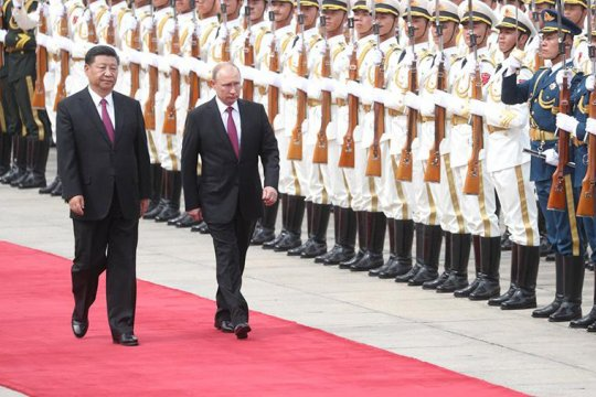 Визит президента РФ в Китай в комментариях экспертов и СМИ