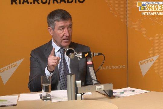 Юрий Шафраник – Председатель Совета Союза нефтегазопромышленников России, часть 2