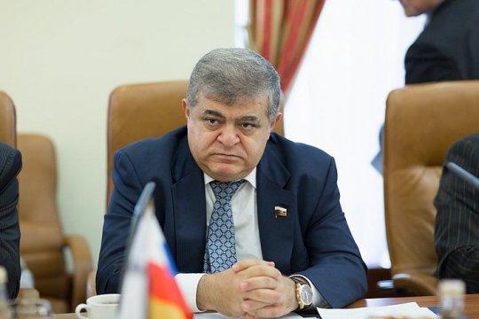 В. Джабаров: Диалог российских и американских парламентариев приобретает регулярный характер