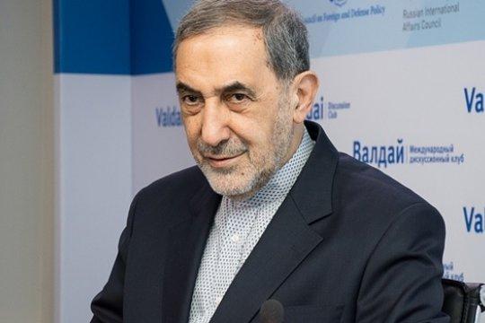 Али Акбар Велаяти: Мы не хотим, чтобы Сирия и Ирак повторили судьбу Ливии