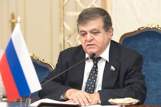 В. Джабаров: Надо вернуться к деполитизированному разговору по вопросам безопасности в рамках «структурированного диалога» в ОБСЕ