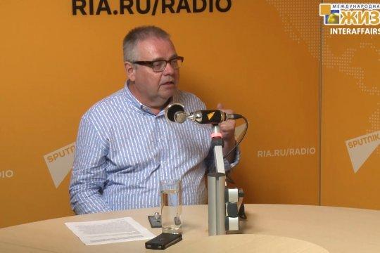 Владимир Мамонтов – политолог, директор радиостанции «Говорит Москва», часть 2