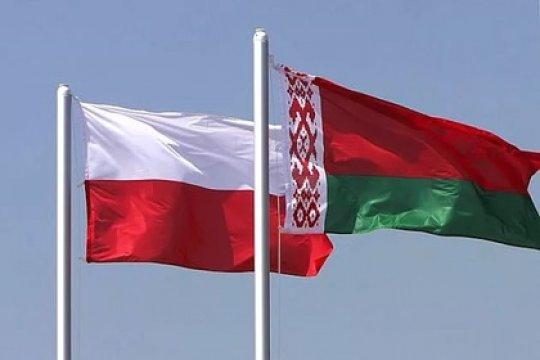 Белоруссия в польской политике