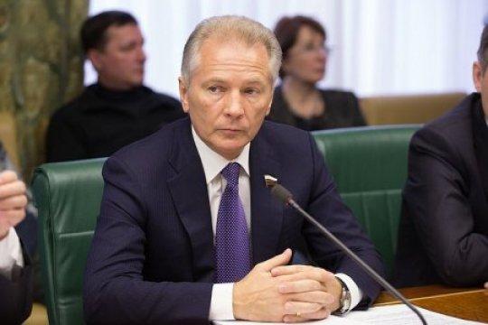 В. Пономарев: Диалог парламентариев России и Германии способствует укреплению двустороннего сотрудничества