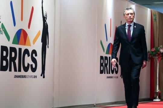Аргентина приняла участие в саммите БРИКС
