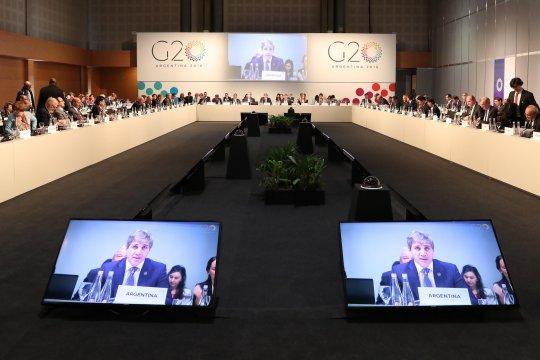 Страны G20 определили угрозы мировой экономике