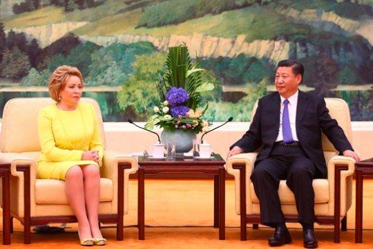 Председатель СФ и Председатель Постоянного комитета ВСНП КНР подвели итоги заседания Межпарламентской комиссии по сотрудничеству