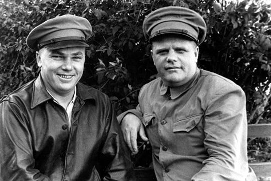 Советские летчики воевали в небе Кореи
