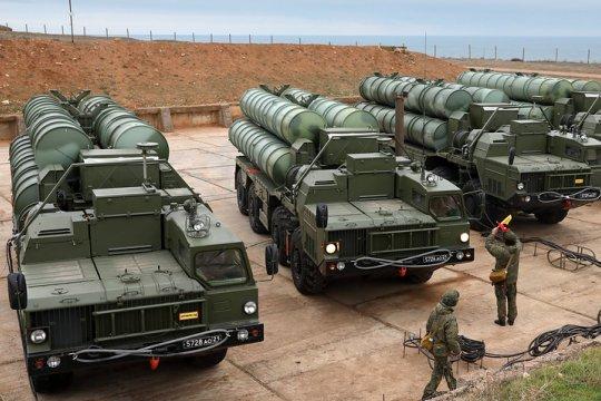 С-400 как символ многополярного мира
