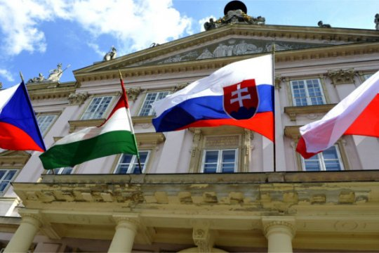 Вышеградская «четвёрка» - объединение с разными интересами