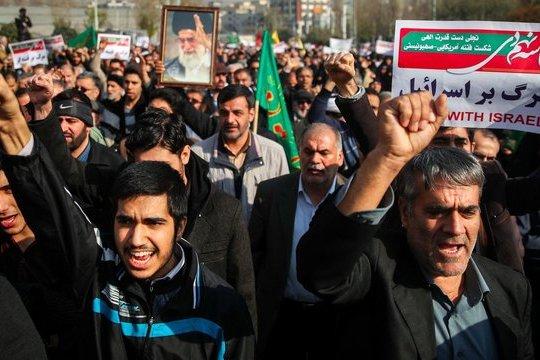 Иран: протесты и СВПД
