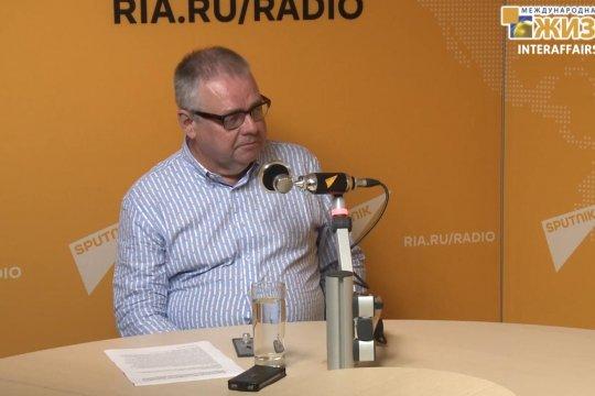 Владимир Мамонтов – политолог, директор радиостанции «Говорит Москва», часть 1