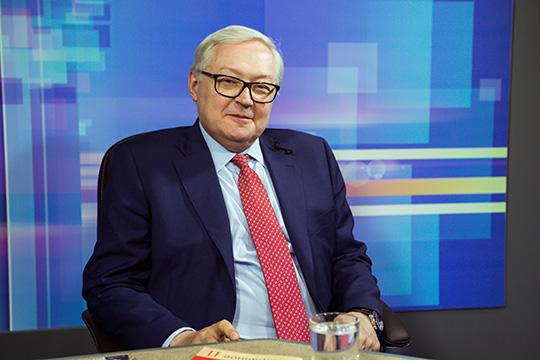 Сергей Рябков о содержании послания Владимира Путина Дональду Трампу