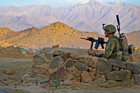 Афганский вопрос азиатской политики