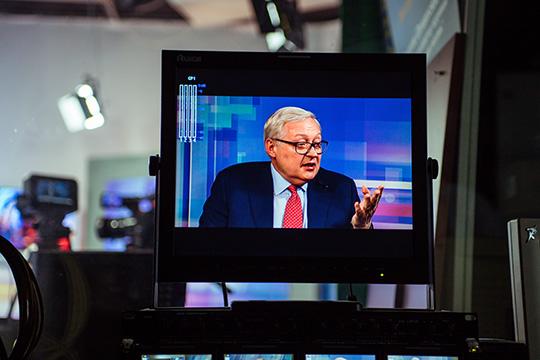 Сергей Рябков: наблюдаем стремление США к доминированию в космосе