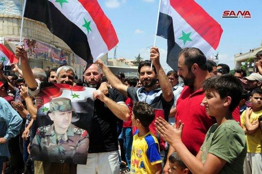 Сирия возвращается в собственные границы