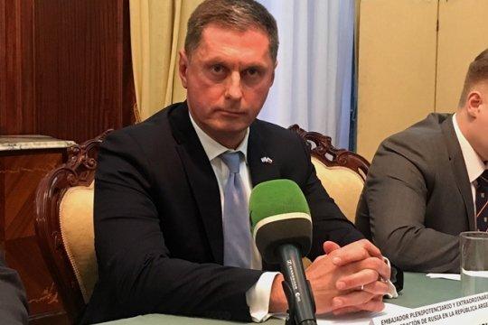 Посол России в Аргентине обозначил приоритеты сотрудничества
