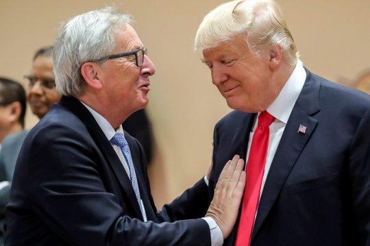 «Примирение» Европы и США в Вашингтоне - нащупал ли ЕС свой ответ трампизму?
