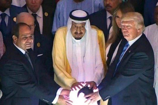 «Арабское НАТО» или «суннитская дуга»