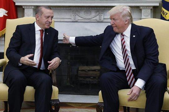 Турция vs США: момент истины или маневр Эрдогана?
