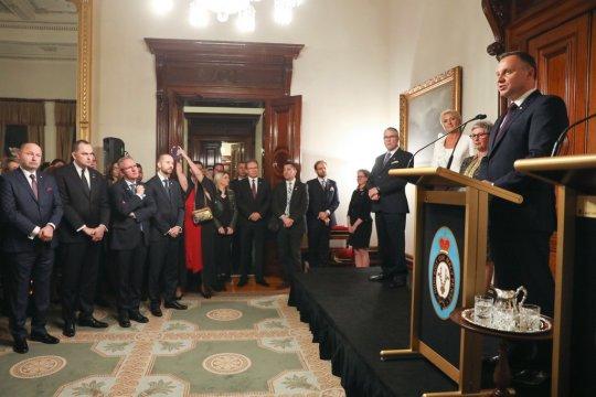 Польша укрепляет отношения с Австралией и Новой Зеландией