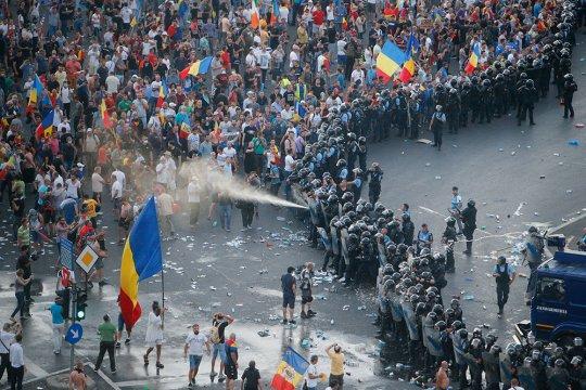 Румыния: протест диаспоры или попытка «смены режима»?