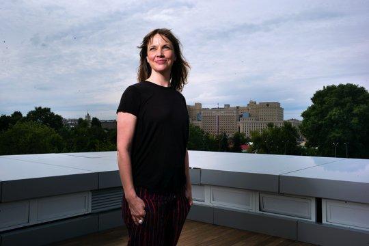 Кейт Фаул, главный куратор Музея современного искусства «Гараж»: «Мы первыми построили эти мосты…»