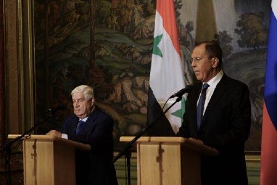 Валид Муаллем: США проиграли в Сирии