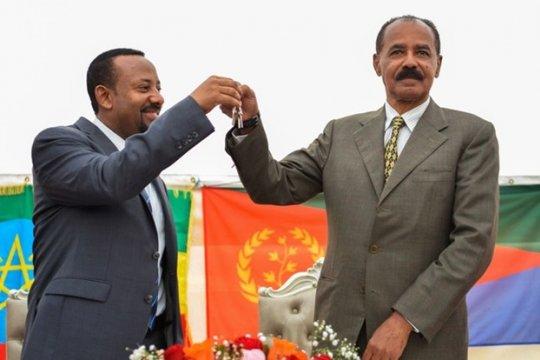 Смогут ли лидеры Эритреи и Эфиопии обеспечить мир своим народам?