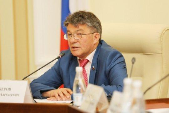 В. Озеров: Россия и Япония развивают межпарламентское и межрегиональное сотрудничество