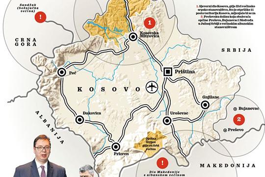 Новый передел границ на Балканах: путь в преисподнюю