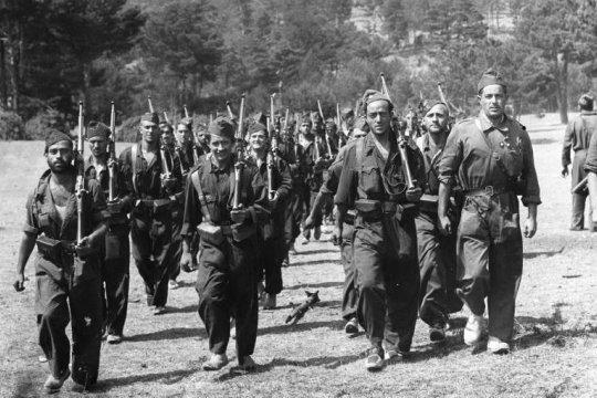 История в деталях: борьба СССР и Испании против фашизма