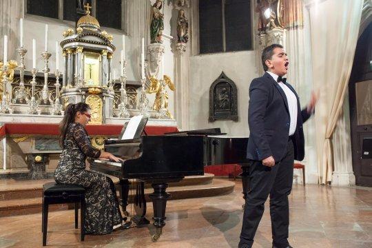 Россия и Австрия: музыкальный диалог