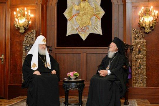 Новая угроза гражданского противостояния на Украине (к итогам пребывания делегации Русской Православной Церкви в Стамбуле)