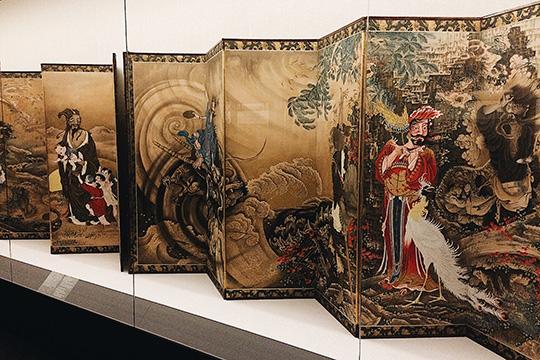 Гравюры эпохи Эдо выставлены в Москве
