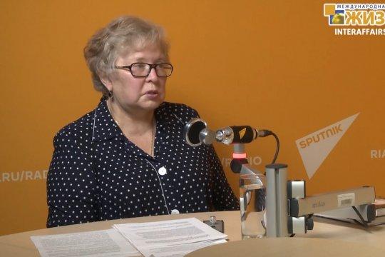 Елена Гуськова: Гаагский трибунал наказывал только один народ - сербов (часть 1)