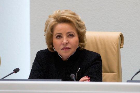 Суровыми санкциями Северную Корею не удалось поставить на колени - Матвиенко