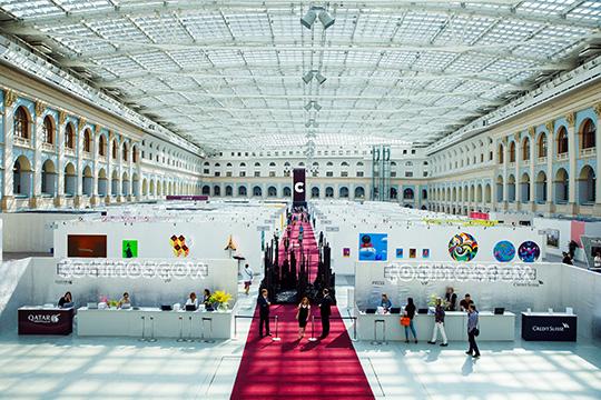 Ярмарка современного искусства Cosmoscow ставит рекорды