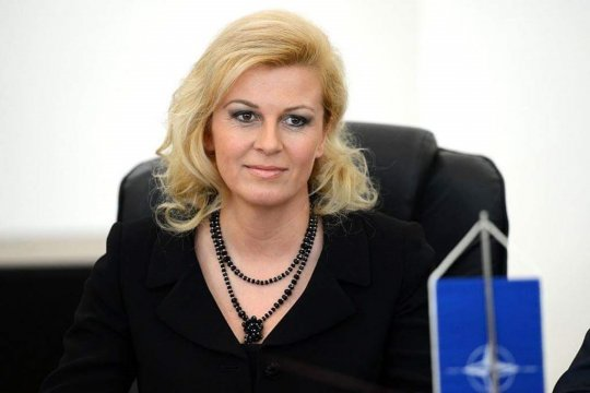 Грабар-Китарович: мы ожидаем визита Владимира Путина в Хорватию
