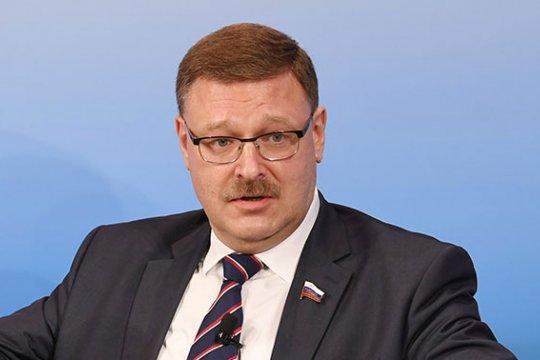 Косачев: впечатления от выступления Трампа на Генассамблее ООН - ожидаемо противоречивые